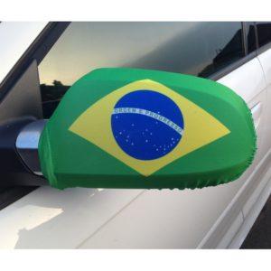 BUY BRASIL CAR MIRROR FLAGS IN WHOLESALE ONLINE