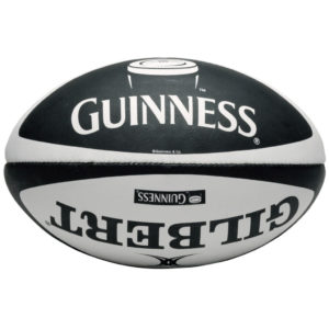 BUY GUINNESS LARGE GILBERT RUGBY BALL IN WHOLESALE ONLINE