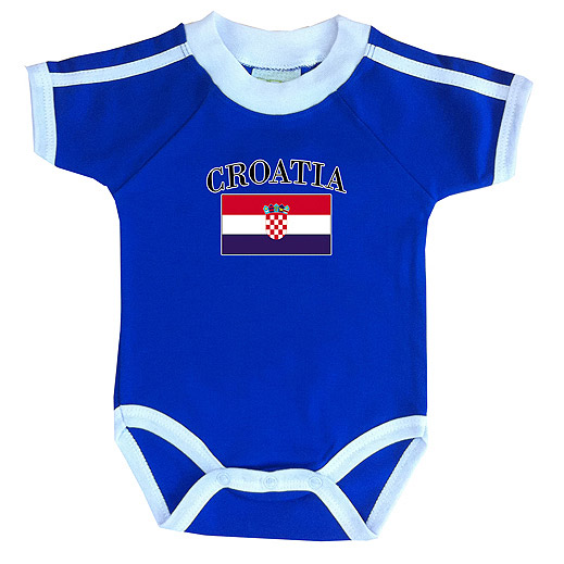 e8e543bb40e Buy Croatia Baby Onesie in wholesale online! | Mimi Imports