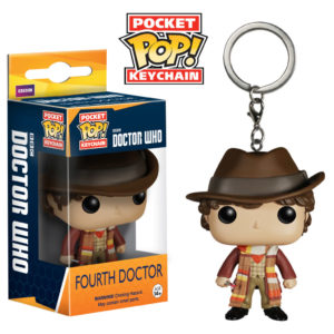 BUY DOCTOR WHO FUNKO POP 4TH DOCTOR KEYCHAIN IN WHOLESALE ONLINE
