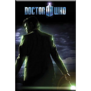 BUY DOCTOR WHO 6TH SEASON DVD COVER MAGNET IN WHOLESALE ONLINE