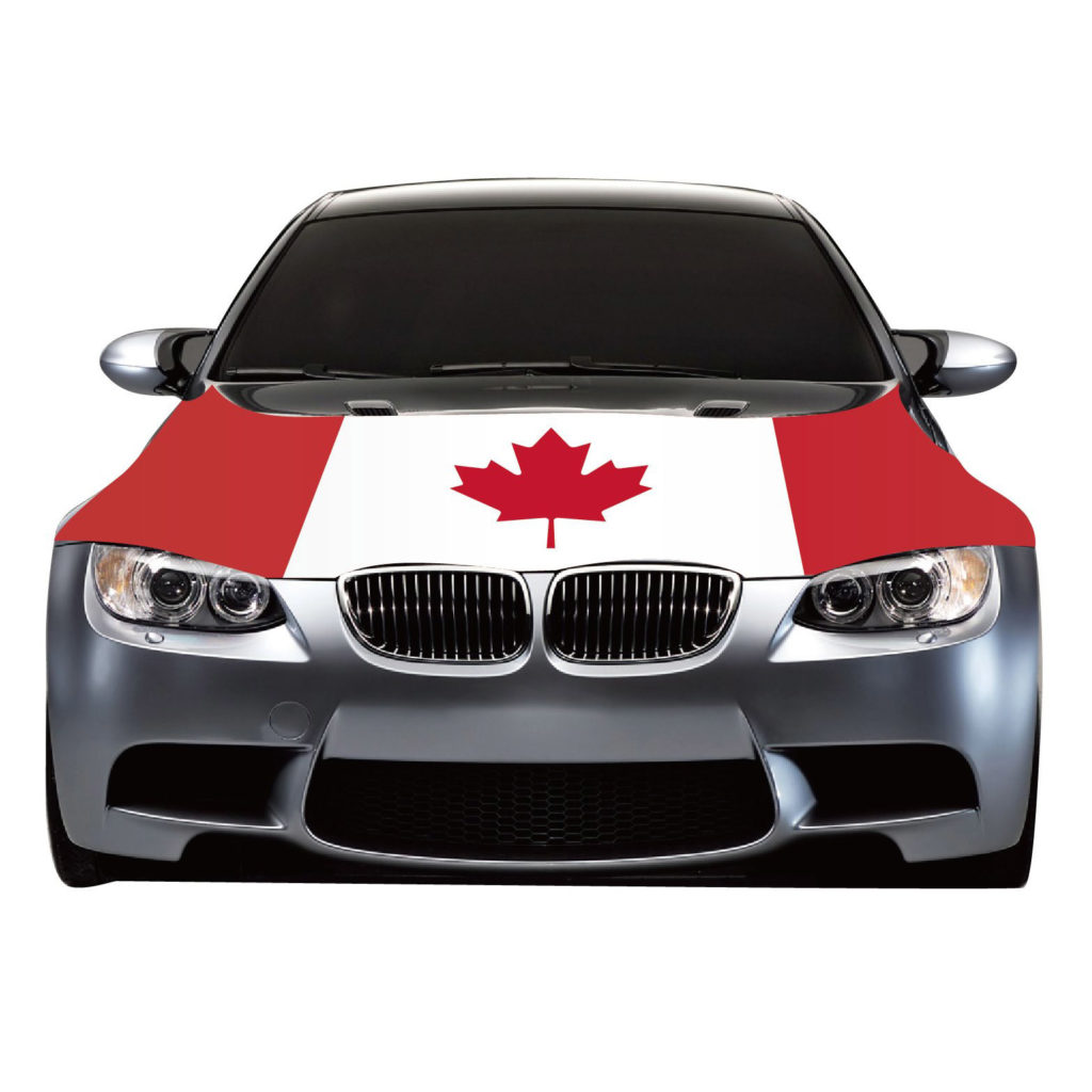 buy canada car hood cover in wholesale online mimi imports. Black Bedroom Furniture Sets. Home Design Ideas