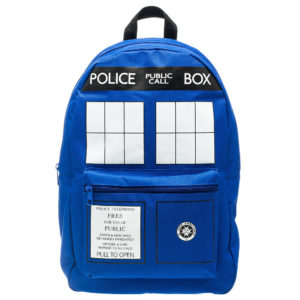 BUY DOCTOR WHO TARDIS BACKPACK IN WHOLESALE ONLINE