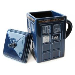 BUY DOCTOR WHO TARDIS LID MUG IN WHOLESALE ONLINE