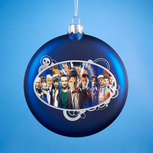 BUY DOCTOR WHO DOCTORS COLLAGE ORNAMENT IN WHOLESALE ONLINE