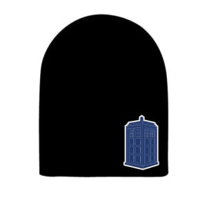 BUY DOCTOR WHO TARDIS BEANIE IN WHOLESALE ONLINE