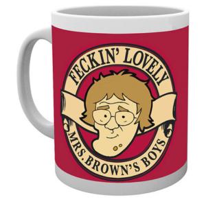 BUY MRS. BROWN'S BOYS FECKIN LOVELY MUG IN WHOLESALE ONLINE