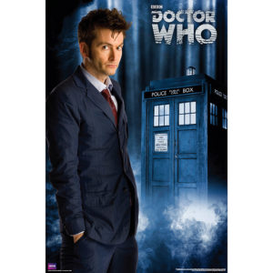 BUY DOCTOR WHO 10TH DOCTOR POSTER IN WHOLESALE ONLINE
