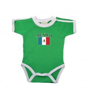 MEXICO - BABY ONESIE