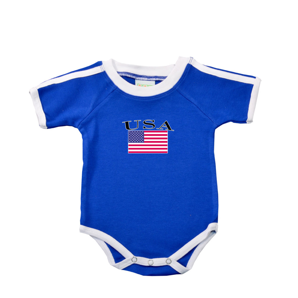 Buy Usa Baby Onesie Pack In Wholesale Online Mimi Imports
