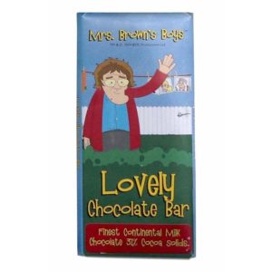 BUY MRS. BROWN'S BOYS CARTOON LOVELY MILK CHOCOLATE BAR IN WHOLESALE ONLINE