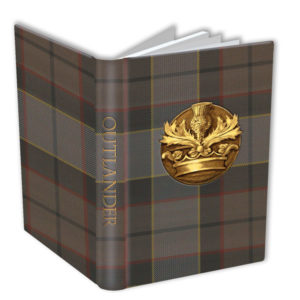 BUY OUTLANDER CROWN AND THISTLE JOURNAL IN WHOLESALE ONLINE