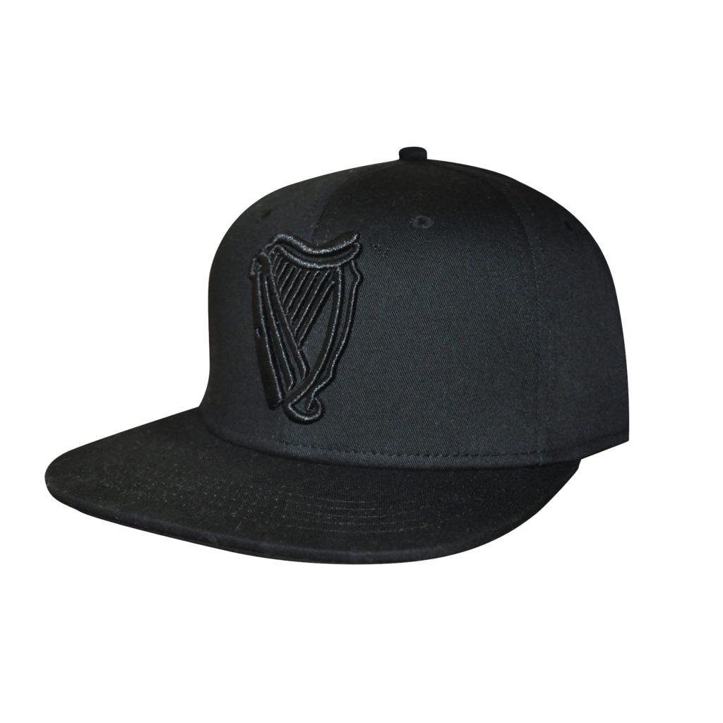 90301991920e3 Buy Guinness Black Harp Flat Brim Hat in wholesale!