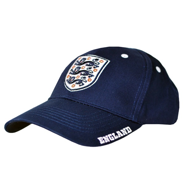 BUY ENGLAND FOOTBALL FEDERATION 3 LIONS NAVY HAT IN WHOLESALE ONLINE 60f9953e7b9d
