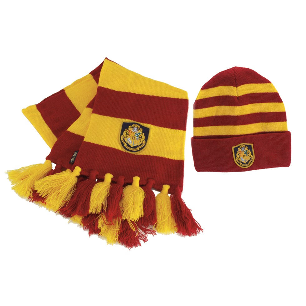 41c44479ca6 Buy Harry Potter Hogwarts Knit Hat and Scarf Set in wholesale online!
