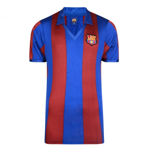 70572ab04 Buy Barcelona 1982 Retro Shirt in wholesale online!