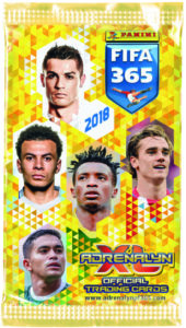 2017-18 PANINI ADRENALYN 365 CARDS