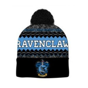 BUY HARRY POTTER RAVENCLAW POM CUFF BEANIE IN WHOLESALE ONLINE