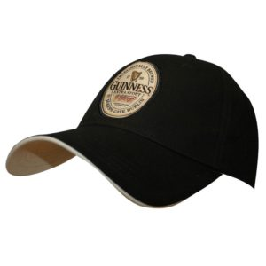 BUY GUINNESS BLACK ENGLISH LABEL CAP IN WHOLESALE ONLINE!