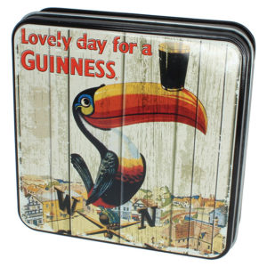 BUY GUINNESS LUXURY FUDGE TOUCAN TIN IN WHOLESALE ONLINE!