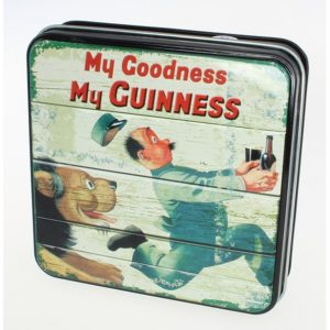 BUY GUINNESS LUXURY FUDGE ZOO KEEPER TIN IN WHOLESALE ONLINE