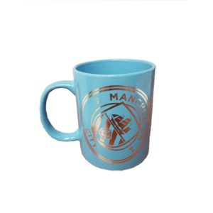 BUY MANCHESTER CITY COLORED REACT MUG IN WHOLESALE ONLINE