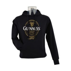 BUY GUINNESS BLACK LABEL HOODIE IN WHOLESALE ONLINE