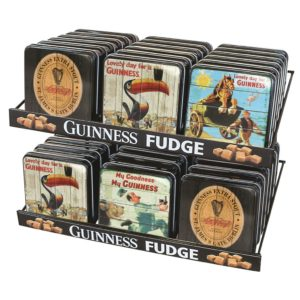 BUY GUINNESS LUXURY FUDGE DISPLAY IN WHOLESALE ONLINE!