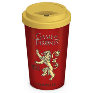 BUY GAME OF THRONES LANNISTER TRAVEL MUG IN WHOLESALE ONLINE!