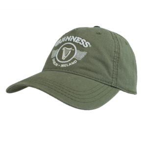 BUY GUINNESS GREEN PINT EMBROIDERED BASEBALL HAT IN WHOLESALE ONLINE