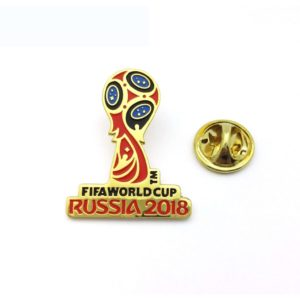 BUY RUSSIA 2018 WORLD CUP LOGO PIN IN WHOLESALE ONLINE!