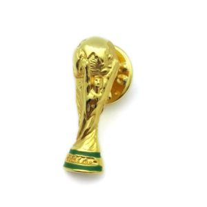 BUY RUSSIA 2018 WORLD CUP TROPHY PIN IN WHOLESALE ONLINE!