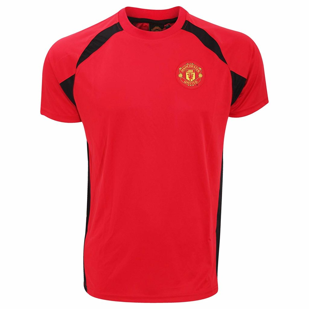 new product 21a8c 84bbc MANCHESTER UNITED - POLY T-SHIRT