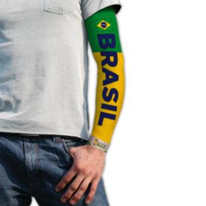 BUY BRAZIL TATTOO SLEEVE IN WHOLESALE ONLINE!