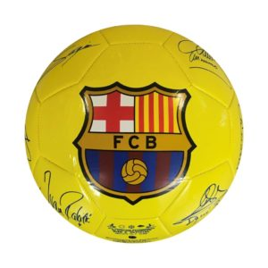 BUY BARCELONA SIGNATURE SOCCER BALL IN WHOLESALE ONLINE