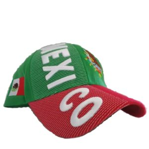 BUY MEXICO 3D HAT IN WHOLESALE ONLINE!