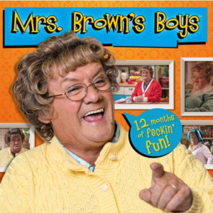 BUY MRS. BROWN'S BOYS 2019 CALENDAR IN WHOLESALE ONLINE