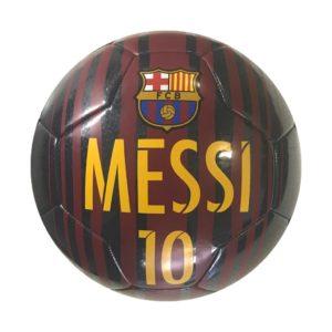 BUY BARCELONA LIONEL MESSI SOCCER BALL IN WHOLESALE ONLINE