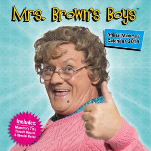 BUY MRS. BROWN'S BOYS 2019 CALENDAR IN WHOLESALE ONLINE!