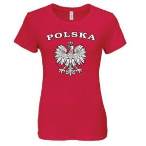 BUY POLSKA EAGLE LADIES SHIRT IN WHOLESALE ONLINE!
