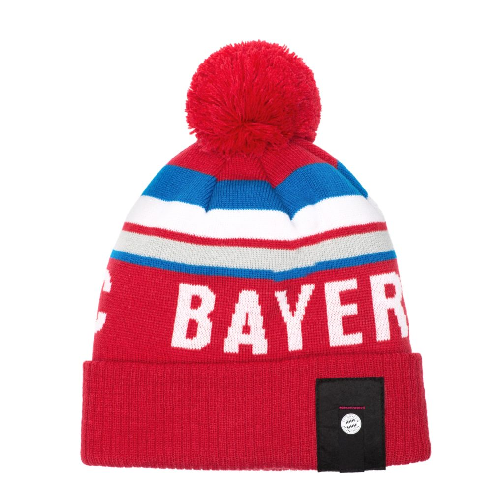 Buy Bayern Munich Knit Beanie in wholesale online!  66206d66ef6