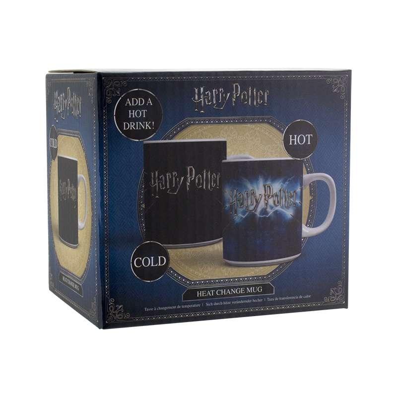 Pack Potter Changing Of 4 Mugcase Harry Wand Heat F1TKlJc3