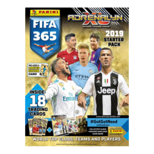 BUY 2018-19 PANINI ADRENALYN 365 CARDS STARTER PACK IN WHOLESALE ONLINE