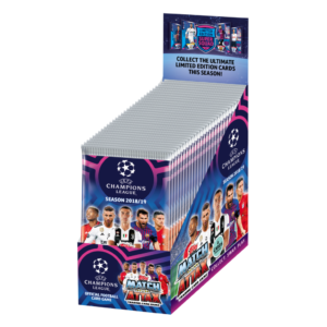 BUY 2018-19 TOPPS MATCH ATTAX CHAMPIONS LEAGUE BOX IN WHOLESALE ONLINE