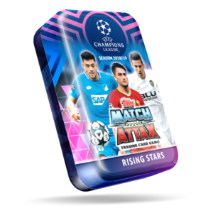 BUY 2018-19 TOPPS MATCH ATTAX CHAMPIONS LEAGUE CARDS MEGA TIN IN WHOLESALE ONLINE