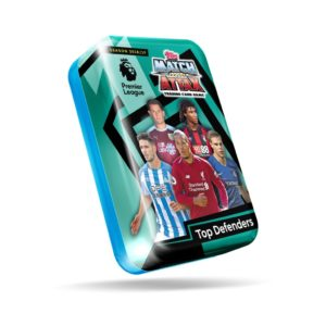 BUY 2018-19 TOPPS MATCH ATTAX EPL CARDS MEGA TIN IN WHOLESALE ONLINE