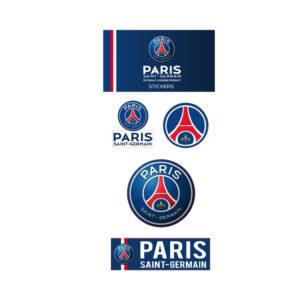 BUY PARIS SAINT GERMAIN STICKER SHEET IN WHOLESALE ONLINE