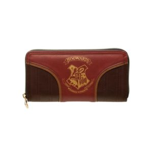BUY HARRY POTTER HOGWARTS ZIP AROUND WALLET IN WHOLESALE ONLINE