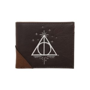 BUY HARRY POTTER DEATHLY HALLOWS BI-FOLD WALLET IN WHOLESALE ONLINE!
