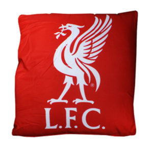 BUY LIVERPOOL CREST CUSHION IN WHOLESALE ONLINE!